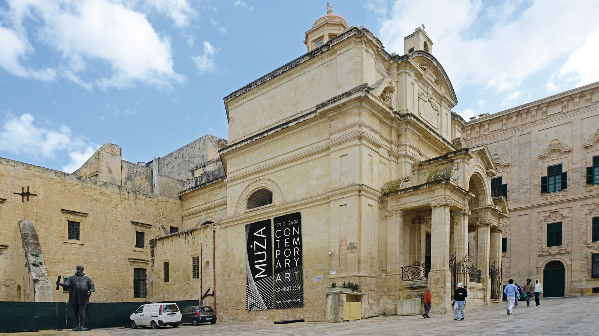 MUZA National Museum of Fine Arts of Malta