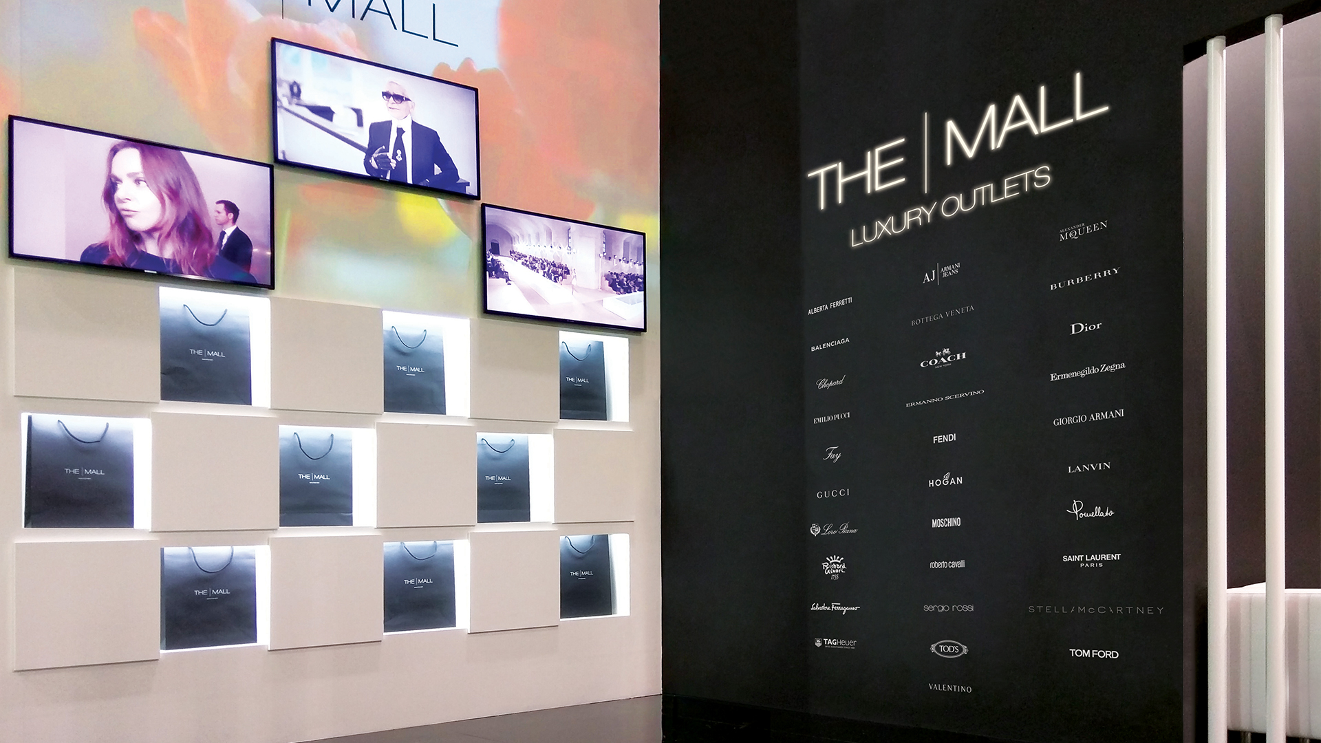 Kering Group The Mall