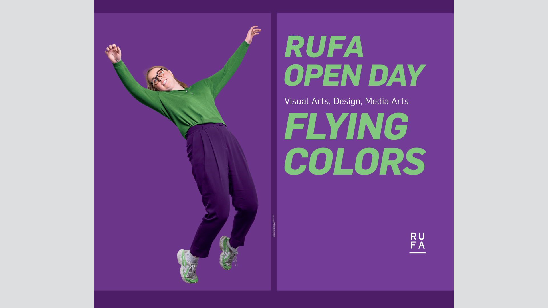 Flying Colors Open Day RUFA