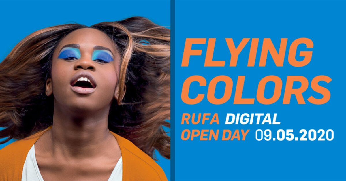 RUFA Open Day 2020