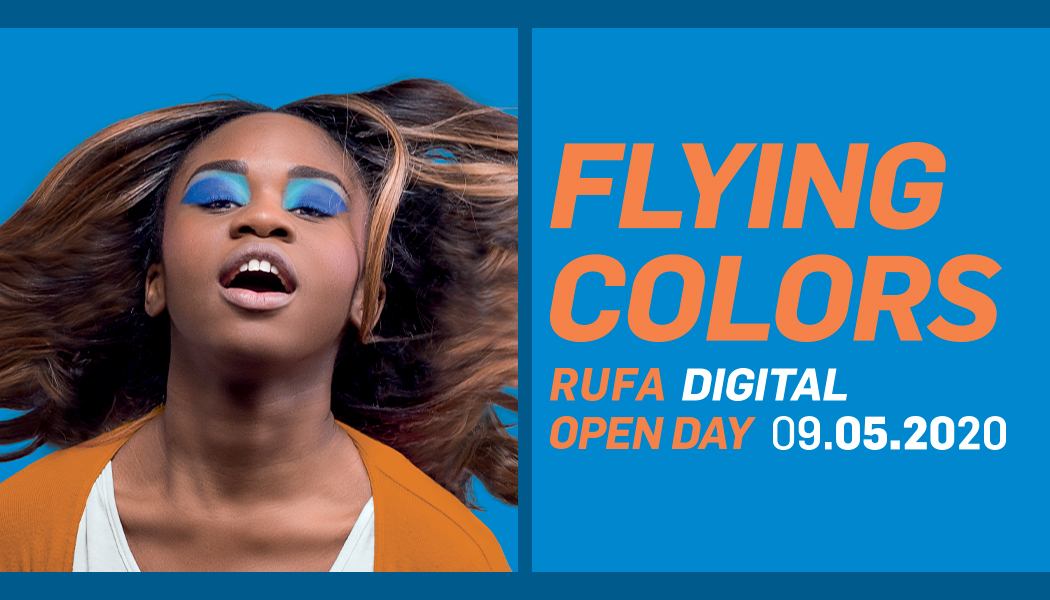 RUFA Digital Open Day 2020